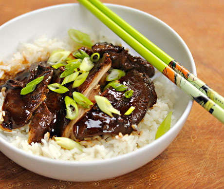 Delicious Slow Cooker Recipes: Soy-Braised Chicken | Mummy ...