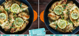 Easy Dinner Recipe - Chicken Piccata