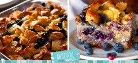 Easy Breakfast Recipe - Overnight Berry French Toast Casserole
