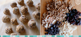 healthy kids snacks easy breakfast balls